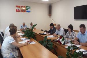 Виктор Лукьянов провел совещание с главами поселений Ашинского района