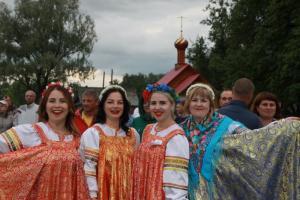 Праздник «Иван Купала» в рамках XXIII областного фестиваля национальных культур «Дружба»