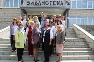 Представители Ашинской библиотечной системы приняли участие в открытии удаленного электронного читального зала Президентской библиотеки в Катав-Ивановске
