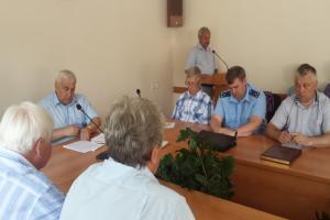 Виктор Лукьянов провел расширенное совещание