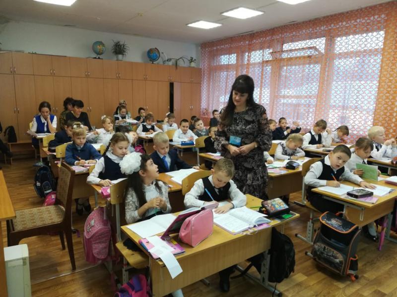 Семинар районного методического объединения учителей начальных классов