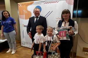 Представители Ашинского района приняли участие в соревновании «РобоФест – Челябинская область 2020»