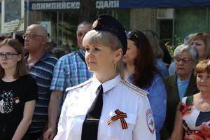 Отдел МВД России по Ашинскому району приглашает на службу в полицию